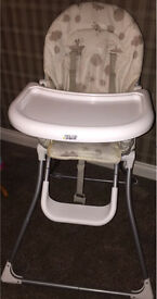 Mamas and Papa Highchair