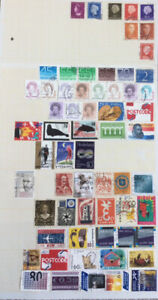 STAMPS OF THE WORLD MOUNTED