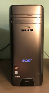Acer Aspire Desktop / i7 6700 / AMD R9 2GB / 3TB HD / 16 GB DDR3