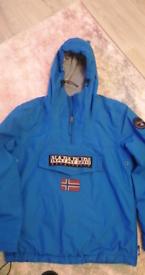 Small mens napapijri winter jacket