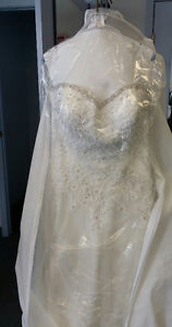 Cassidy Sara Size 20 Wedding Gown