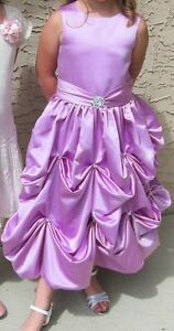 Special occasion dress - girls size 8 Strathcona County Edmonton Area image 1