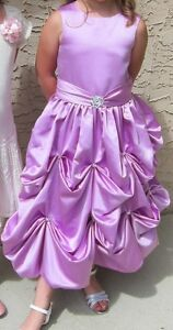 Special occasion dress - girls size 8
