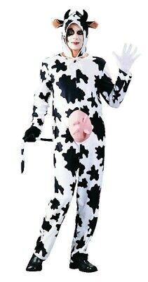 Kuhkostüm Kostüm Kuh Tierkostüm Kühe Kuhkostüme Tier Bulle JGA HEN Gr. M - XXXXL