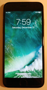 Space Gray IPhone 6 64GB with Rogers/ChatR