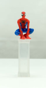 Marvel Spider-Man Statuette with clear base