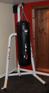 punching bag ATF and punch bag Stand ATF