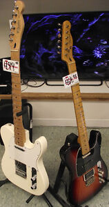 Fender Telecasters For Sale At First Stop Swap Shop