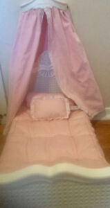 American girl doll and American  girl doll ibed