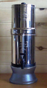Travel Berkey® Earth Water Filter System - FREE DELIVERY