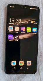 Huawei P20 Pro - 128GB - 6GB Ram - Unlocked Any Network