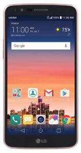 "LG/ ZTE Android Smart Phones 5.0- 6.0"" *Brand New*"