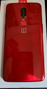 OnePlus 6 Limited Edition Red 128GB/8GB Ram