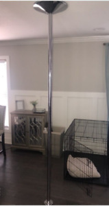 Professional spinning  stripper pole