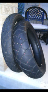 Dunlop Trailmax  D610 Motorcycle Tires