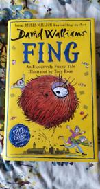 'Fing' by David Walliams