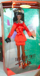 "TANGERINE TWIST BARBIE FASHION SAVVY COLLECTION ""NEW IN BOX"" Prince George British Columbia image 1"