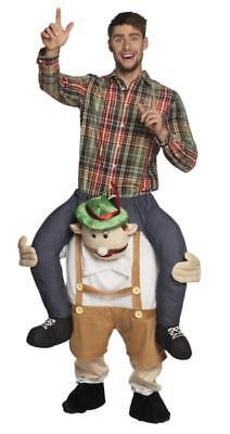 Carry Me trag mich Huckepack Kostüm Bayer Bayern Oktoberfest - Carry Me Kostüm