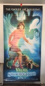 Authentic Scooby Doo Movie Poster  (8FT x 4FT)