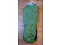 Mountain Equipment Co-Op Explorer 0C down-filled kids' sleeping bag