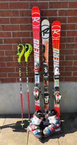Skis Rossignol World Cup GS Pro 144 cm