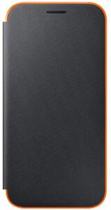 Samsung Neon Flip Cover Galaxy A5 (2017) Black.