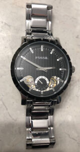 Fossil watch for men, 45mm case