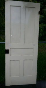 Old Country SOLID Wood Country Farm Door