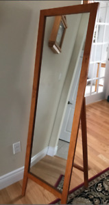 Standing mirror Sold PPU