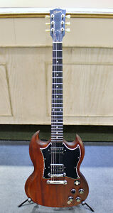 GIBSON SG FADED ELECTRIC GUITAR (DAMAGED)