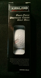 Costco Kirkland Signature Golf Balls