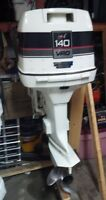 140 HP, Johnson Outboard Motor