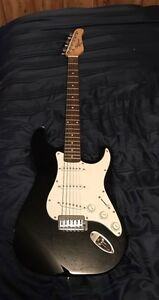 Robson Electric Guitar and amp