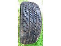 Car, Trailor, Tyre 195x 55 xR15