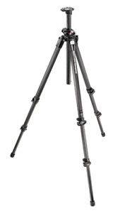 Manfrotto 055cxpro3 carbon tripod 3 sections