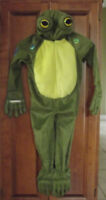 Toddler's size 4 Frog Costume