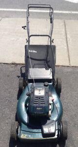tondeuse avec sac CRAFTSMAN 6 HP gas lawn mower with bag