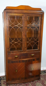 Antique China Cabinet *Delivery Available *