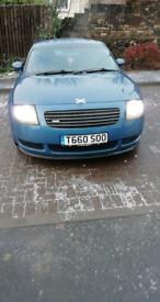 Mk1 Audi tt quattro 180