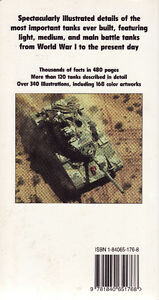 The Illustrated Directory of TANKS OF THE WORLD Cambridge Kitchener Area image 3