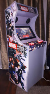 CUSTOM ARCADE MACHINES - 5000 GAMES  ***SALE***