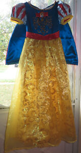 4 piece Snow White costume