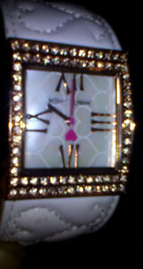 xox betsey watch No Scratches  Like New