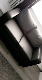 2+2 seater leather