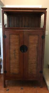 Media/Storage cabinet