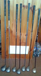 Assorted Callaway Big Bertha War Bird metal woods - $15 each