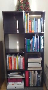 Traditional Black Book(other)shelf