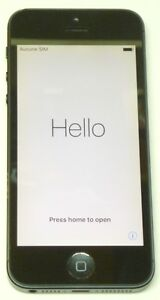 iPhone 5 32GB Noir Telus