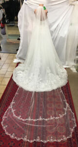 Bridal Veils New Arrivals !  50% of Retail price !