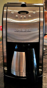 Cuisinart automatic grind and brew thermal coffee maker. Cambridge Kitchener Area image 1